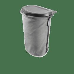 Flextrash prullenbak grijs 5L