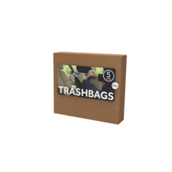 Flextrash vuilniszakken 5L 10 stuks