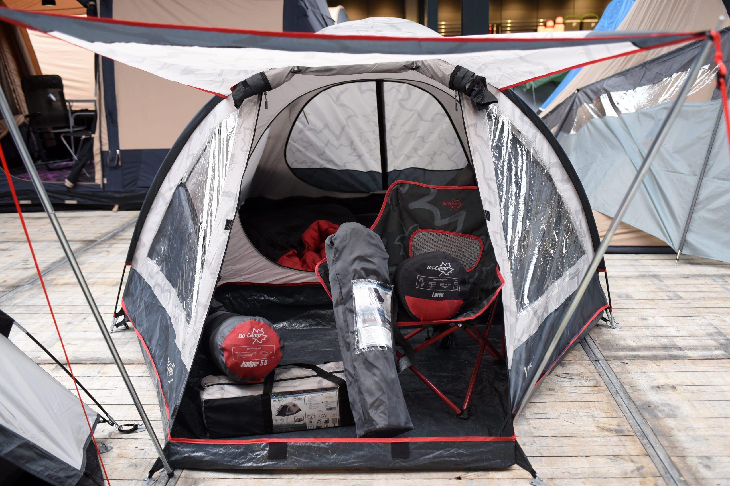 Lowlands kampeerpakket actie
